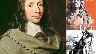 Blaise Pascal (1623-1662) Pensées