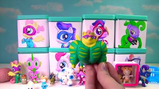 My Little Pony Power Ponies Full Case in Toy Surprise Blind Boxes | Fizzy Toy Show