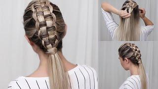 Zipper Braid | DIY tutorial