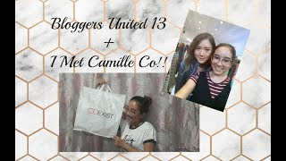 Bloggers United 13 Beauty and Fashion Haul + I Met Camille Co