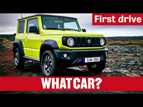 2019 Suzuki Jimny 4x4 SUV review – five things you need to know What Car