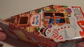 Kinder Surprise - Christmas Special (Ultra Super Rare Collections) Xmas Santa Edition