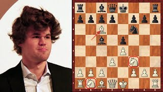 Absolutely Amazing Game!: Magnus Carlsen vs Wesley So : Bilbao (2016) : Mega Notable game
