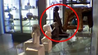 5 Mummies Caught On Camera & Spotted In Real Life!