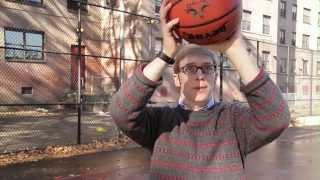 Shooting Hoops with Joe -