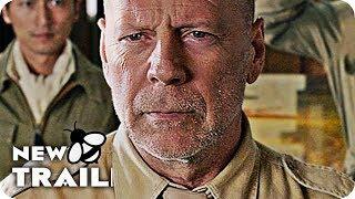 The Bombing Trailer (2018) Bruce Willis War Movie