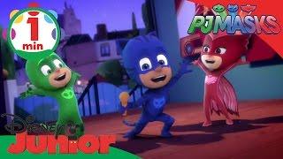 PJ Masks are Feeling Great   PJ Masks - Music Videos