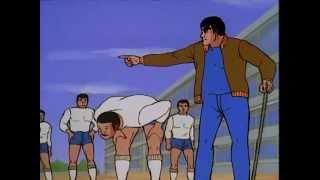 كرتون أبطال الملاعب - الحلقة الثانية 2