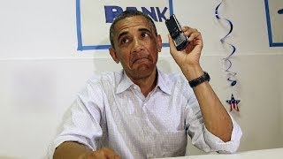 لماذا أوباما ممنوع من إمتلاك الآيفون iPhone ؟