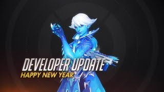 Developer Update   Happy New Year   Overwatch