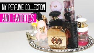 My Perfume Collection & My Top Summer Favorites! 2016