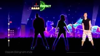 Just Dance 4 [DLC] - Gangnam Style (5 Stars)