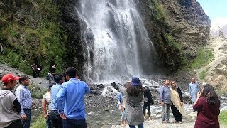 Manthoka Waterfall || The Best Tourist Destination In Skardu - Baltistan - Pakistan || VLOG