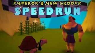 The Emperor's New Groove PC Speedrun any% (Old pb) (1:07:19)