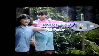 Closing To Barney's Magical Musical Adventure 1993 VHS