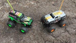 GRAVEDIGGER VS MAX-D NEW BRIGHT RC