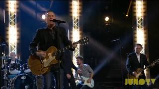 Bryan Adams ft JUNO Awards 2017 Performing Artists