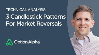 3 Candlestick Patterns For Market Reversals