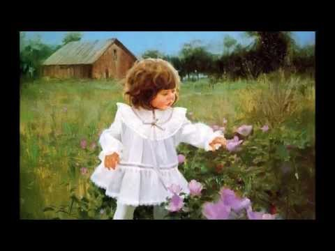 An angel - Allpa Kallpa ( Beautiful Paintings by Donald Zolan)