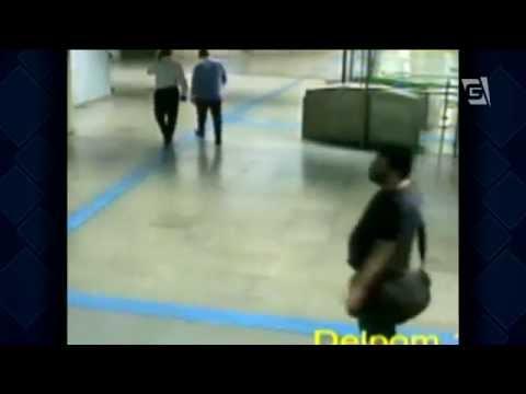 Preso suspeito de estupro no metrô República