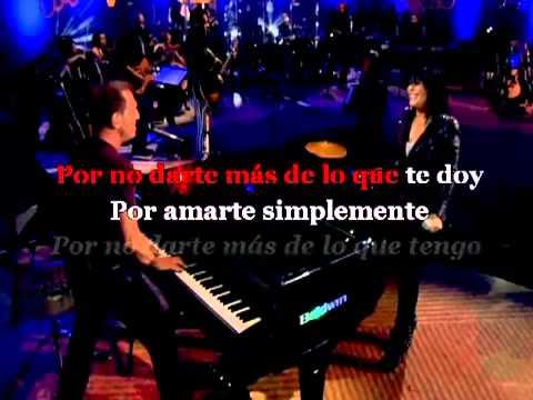 Alejandra Guzman y Franco de Vita Tan solo tu