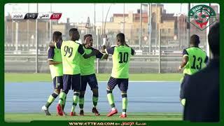 هدف الأهلي الاول على الإتحاد -  الدوري السعودي الممتاز للشباب 2017/2018