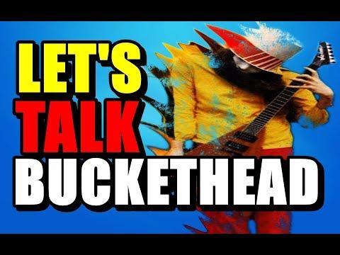 Xxx Mp4 Let 39 S Talk About Buckethead Episode 1 3gp Sex