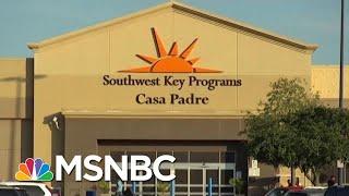 Trump Immigration Facility: