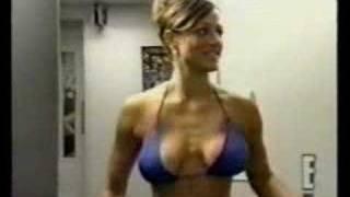 women body building