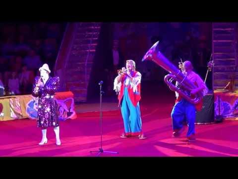 The New Rivelino's, VI Festival Internacional de Payasos, Ekaterinburg (Rusia) Nov 2013