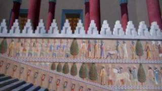The Ancient Iran: Persia : Persepolis; Apadana