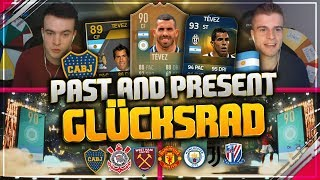 FIFA 19: FLASHBACK TEVEZ Past and Present Glücksrad BUY FIRST GUY 😍😎