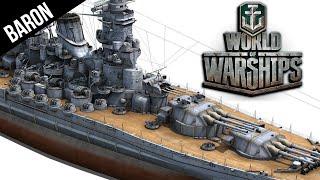 World of Warships Yamato Gameplay - Bringing Dishonor to the Emperor