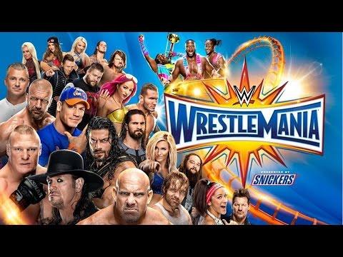 Xxx Mp4 WWE 2K17 Wrestlemania 33 3gp Sex