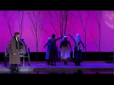 Chava's Dance - Fiddler on the Roof