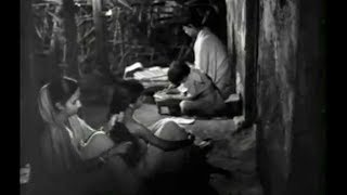 Evening scene from Pather Panchali (1955)