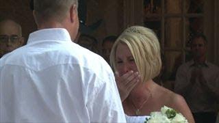 قبلت الزواج من شخص معوق