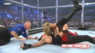 Undertaker Vs. Edge -Summerslam 2008 highlights HD (mejorated)