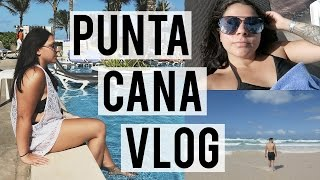 VLOG | Our Dominican Republic Vacation! | Hard Rock Hotel in Punta Cana