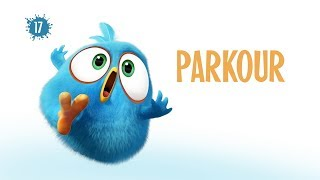 Angry Birds Blues | Parkour - S1 Ep17 #NEW