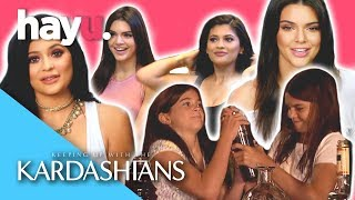 Sisterly Love! Kendall And Kylie Edition   Keeping Up With The Kardashians