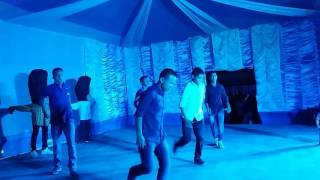 Awesome dance on Zabra fan by bunny benzz