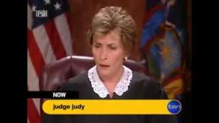 Judge Judy contends with Popular Girl Alexandra Nelson