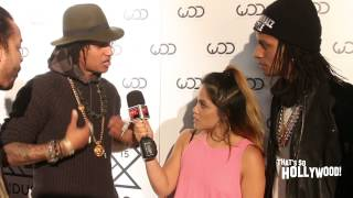Les Twins hates the word that and thing. Talk what they like about WOD Awards