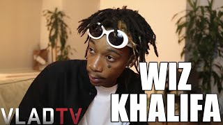Wiz Khalifa: I've Been Arrested for Weed 21 Times