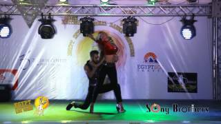 Mher & Ghinwa sensual fusion Show @ 2nd Egypt International Dance Congress 2016