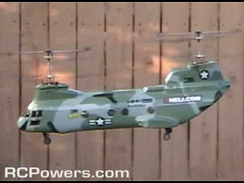 RC CH 46 Sea Knight