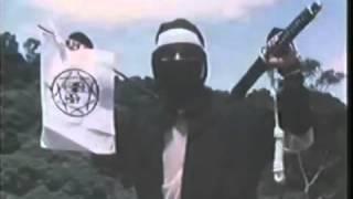 Ninja The Final Duel (1986) Full Acrobatic training scene