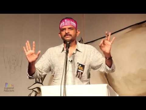 Speech delivered by T.M Krishna in 'Manushyasangamam', Thrissur