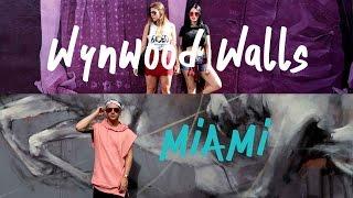 Wynwood Walls Miami com Julia e Claudia Alende